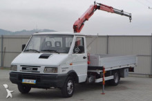 Iveco Turbo Daily 49-12 Pritsche 4,45 m + KRAN!