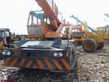 used Kobelco mobile crane