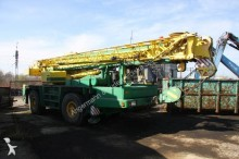 used Terex mobile crane