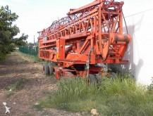 used Edilgru self-erecting crane