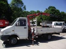 used Iveco mobile crane