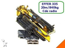 used Effer auxiliary crane