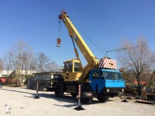 used Continental mobile crane