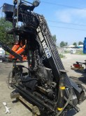 used Hiab self-erecting crane