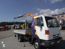 used Nissan mobile crane
