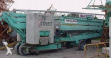 used Cattaneo self-erecting crane