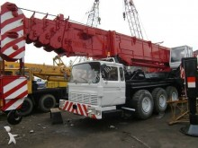 used PPM self-erecting crane