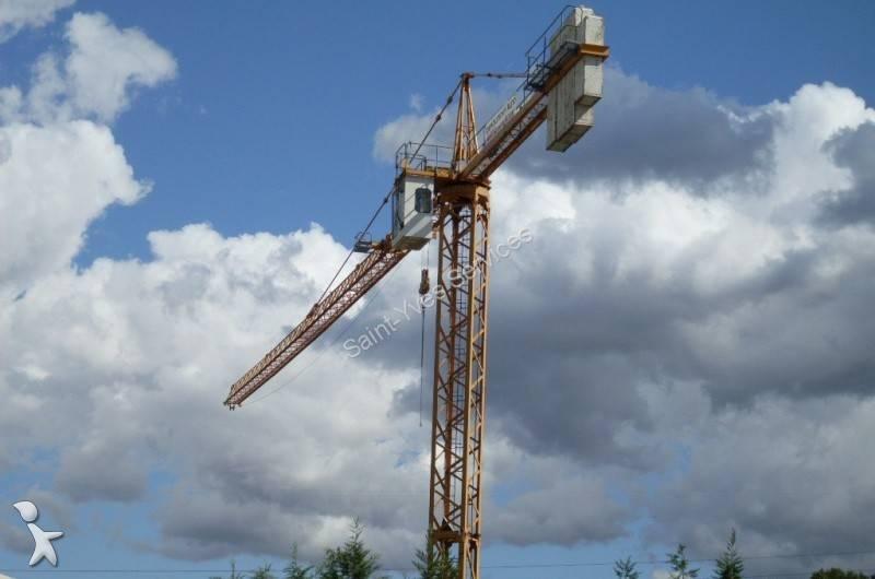 Tower Crane Uses : Used potain tower crane e czc n?
