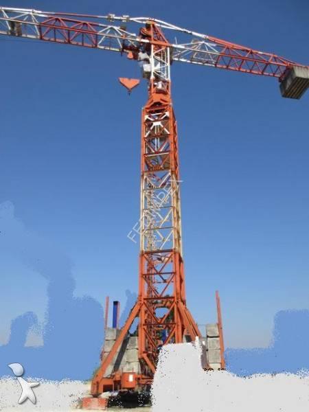 Tower Crane Uses : Used richier tower crane n?