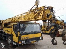 used XCMG self-erecting crane