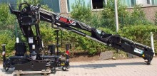 used Hiab mobile crane