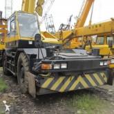 used Komatsu self-erecting crane