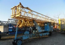 used Benazzato Gru tower crane