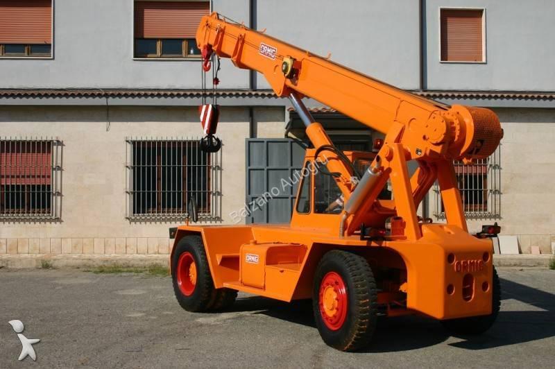 Camion Ormig Autogru - Camion Usati