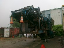 used Kunken crusher
