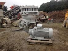used CFBK waste shredder