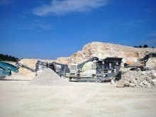 used Metso Minerals Screen crusher