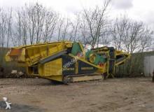 britadeira, reciclagem triagem Keestrack usado