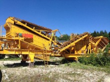used Richier crusher