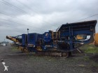 used Fintec crusher