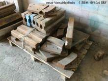 used SBM Screen crusher