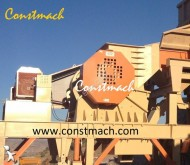 new Constmach crusher