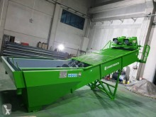 new bucket-wheel/sand washing machine