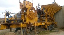 used Roher Screen crusher