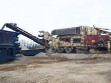 used PY crusher