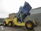 Mercedes Mercdes Benz trailer mixing/ compacting plant