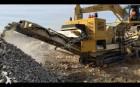 britadeira, reciclagem Rimac MOBY 600