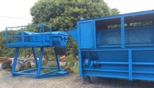used Metso Minerals conveyor crushing, recycling