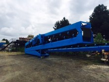 used Bergeaud conveyor crushing, recycling