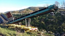 used Vickers conveyor crushing, recycling