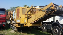 used OM crusher