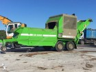 used Willibald waste shredder