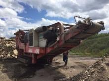 britadeira, reciclagem trituração Sandvik usado