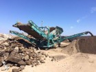used Powerscreen siever