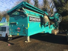 Powerscreen 2100X ,CE,3 Deck ONLY 723 hours Machine as NEW!!!