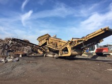 used Extec crusher
