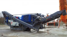 Kleemann Mobirex MR 110 RS Evo Impact Crusher 2011