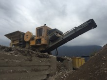 used Rimac crusher