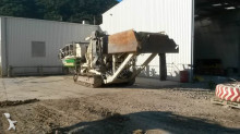 used Metso Minerals crusher