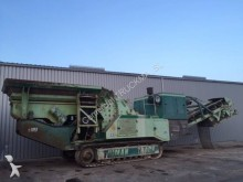 used Triman crusher