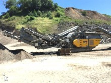 used Rubble Master crusher