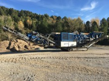 britadeira, reciclagem trituração Kleemann