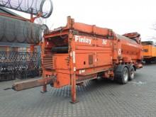 Finlay 760 Drum Screen Siebtrommel Przesiewacz Dpppstadt SM518