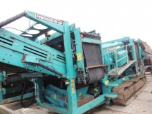 Powerscreen Warrior 1800 3 faction verry good condition