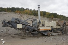 britadeira, reciclagem Nordberg LT 105 S