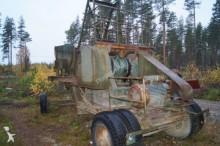britadeira, reciclagem Svedala-Demag Arbrå HJ-8